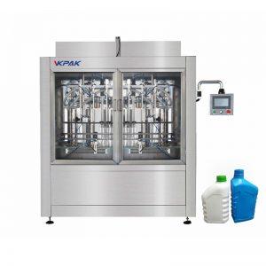 מכונת מילוי בקבוקים אוטומטית ונוזל