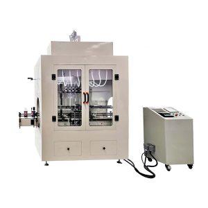 מכונת מילוי נוזלים מאכלת מסוג לינארי