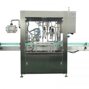 מכונת מילוי ומכסת בקבוק טפטפת אוטומטית