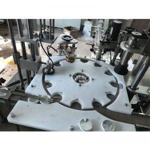 מכונת איטום ומכסת מכסה אוטומטית