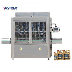 מכונת מילוי שמן סיכה ליניארית אוטומטית